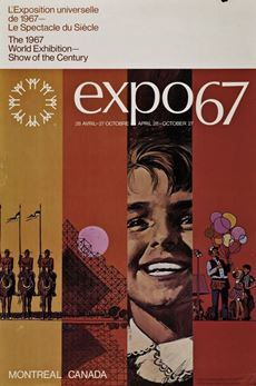Expo 67 Montreal Canada
